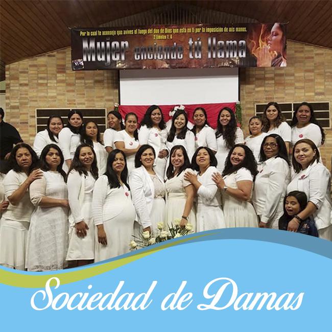 Sociedad de Damas - BC
